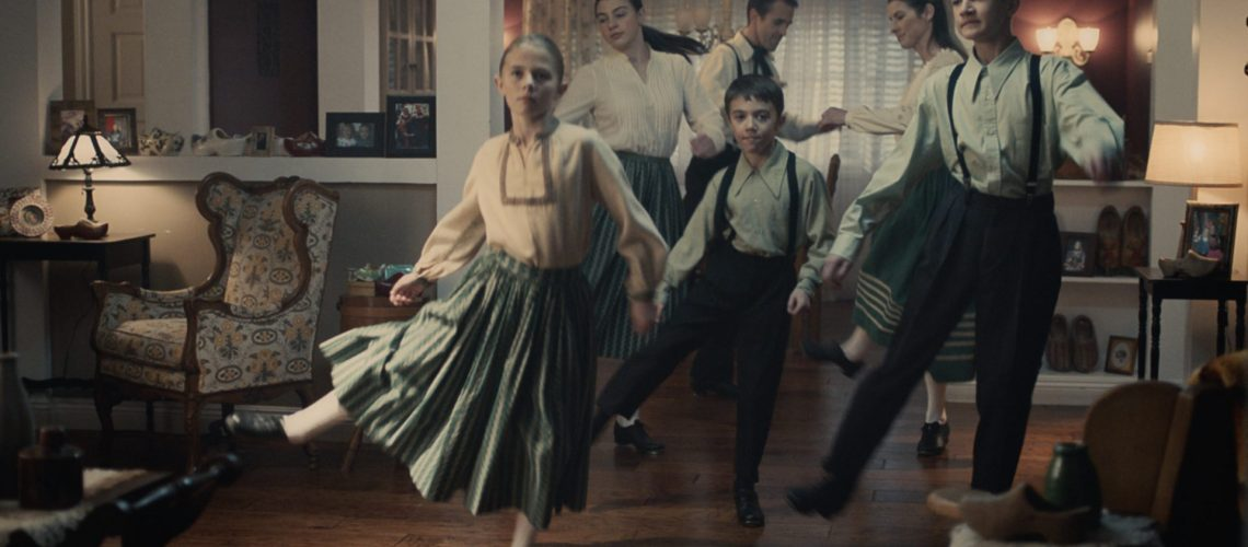The commercial was produced by Martin. Photo: https://martinagency.com/